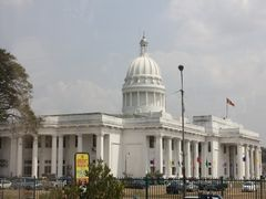 Town Hall of Colombo by <b>Dr.Azzouqa</b> ( a Panoramio image )