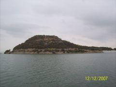 Vista del Cerro Prieto desde la presa by <b>biologocervantes</b> ( a Panoramio image )