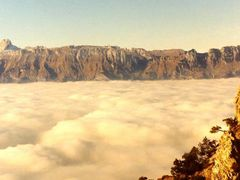 Nebelmeer uberm Rheintal by <b>milesi</b> ( a Panoramio image )