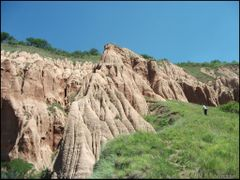 Rezervatia Naturala Rapa Rosie / Sebes. by <b>Fanea  Cristian</b> ( a Panoramio image )