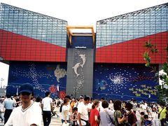 Osaka Aquarium by <b>Martin Parker</b> ( a Panoramio image )