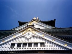 Osaka Jo detail by <b>Martin Parker</b> ( a Panoramio image )