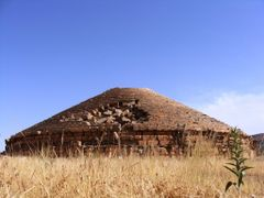 Medracen berber Tomb by <b>Magic Nature</b> ( a Panoramio image )
