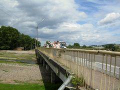 мост в Бичуре by <b>Сирёга</b> ( a Panoramio image )