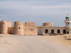 Al Hazm Castle, Rustaq, Oman. by <b>Nicola e Pina Oman 2012</b> ( a Panoramio image )