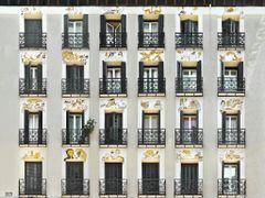 Calle Duque de Osuna n ? 8 y Plaza Cristino Martos, Madrid. Anto by <b>Guia Arquitectura</b> ( a Panoramio image )