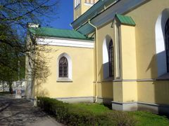 Adventist church --- Adventistide Kogudus by <b>padrei</b> ( a Panoramio image )