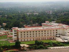 Hotel Ledger PLAZA a Bangui en Republique Centrafricaine by <b>PIOZZA Bruno-Serge</b> ( a Panoramio image )