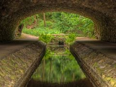 Apeldoorn - Tunneltje... by <b>Martin Podt</b> ( a Panoramio image )