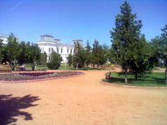 Parcul Central din Barlad (3) - iun. 2012 by <b>dan cristescu</b> ( a Panoramio image )