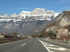 """Highway """"A3"""" Switzerland (01/2008) by <b>NilsW</b> ( a Panoramio image )"""
