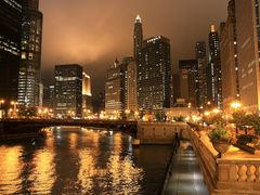 Chicago River. by <b>flyingdutchman</b> ( a Panoramio image )