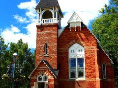 OLD CHURCH - Unionville, Main St, Ontario by <b>Fito Rojas</b> ( a Panoramio image )