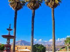 Plaza de Armas, Caraz by <b>Don Z</b> ( a Panoramio image )