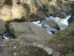 Devis Waterfalls in Pokhara,Nepal by <b>unnippillai</b> ( a Panoramio image )
