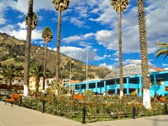 Plaza de Yungay, Peru. by <b>Don Z</b> ( a Panoramio image )