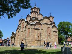 Црква Успења Пресвете Богородице XIV век~~~Church of the Assump by <b>vladanscekic</b> ( a Panoramio image )