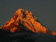 annapurna south by <b>wsm earp</b> ( a Panoramio image )