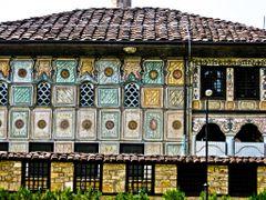 Шарена Џамија - Painted Mosque by <b>Darko.Onosimoski</b> ( a Panoramio image )