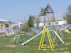Детский садик by <b>ludelveis</b> ( a Panoramio image )