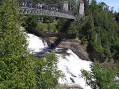 Above Montmorency Falls by <b>Boris Gjenero</b> ( a Panoramio image )