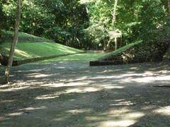BELIZE: XUNANTUNICH: Ballcourt 2 by <b>Douglas W. Reynolds, Jr.</b> ( a Panoramio image )