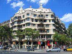 La Pedrera - Barcellona by <b>Giovamag</b> ( a Panoramio image )
