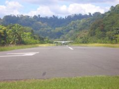 airport in Golfito by <b>M_Zaussinger</b> ( a Panoramio image )