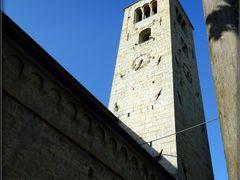 Campanile della chiesa di San Siro di Struppa (Sequoia Church... by <b>Sergio Bagna</b> ( a Panoramio image )