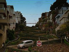 Lombard Street - S.Francisco by <b>Giovamag</b> ( a Panoramio image )