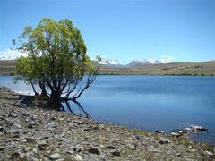 Lake McGregor by <b>grovesmuk</b> ( a Panoramio image )