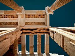 Acropolis de Atenas: Propileos. by <b>Guia NO Views thanks</b> ( a Panoramio image )