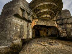 WW2 bunker by <b>S?ren Terp</b> ( a Panoramio image )