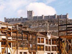 Castillo de Penafiel by <b>marathoniano</b> ( a Panoramio image )