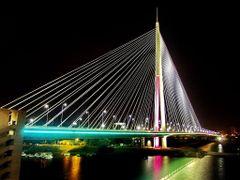Ada Bridge by <b>Dusan Railfan</b> ( a Panoramio image )