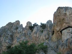 Cave church St Atanasija by <b>Darko.Onosimoski</b> ( a Panoramio image )