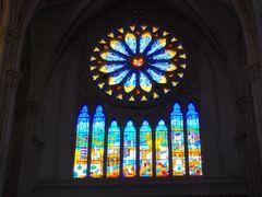 Roseton y vitral del Centro Historico de Leon by <b>51Pin</b> ( a Panoramio image )