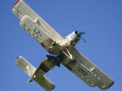 LZ-1262 Antonov AN 2 flying over the RWY. by <b>?GAMBRINUS??</b> ( a Panoramio image )