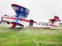 LZ-908 Antonov AN 2 @ LBSZ/SZR airport. by <b>?GAMBRINUS??</b> ( a Panoramio image )