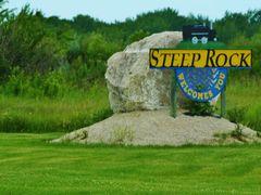 Steep Rock, Manitoba by <b>Shahnoor Habib Munmun</b> ( a Panoramio image )