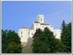 Trakoscan - The most romantic castle in Croatia by <b>Boby - ilovefoto</b> ( a Panoramio image )