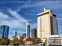 Perth Skyline by <b>cindy555</b> ( a Panoramio image )