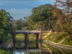 Arroyo Miguelete - Puente sobre Av. Buschenthal by <b>Javier Manana</b> ( a Panoramio image )