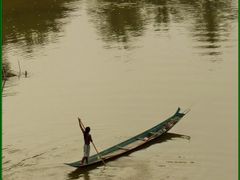 Life on the Khan River -  1 by <b>Tomros</b> ( a Panoramio image )