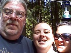 with my girls at camp by <b>akglenn</b> ( a Panoramio image )
