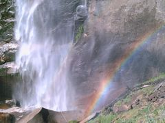 """Vernal Fall en colores"" by <b>©Chaydee</b> ( a Panoramio image )"