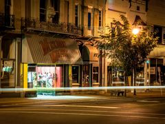 Downtown Greensburg, Indiana - Melody Mart by <b>jasondozier</b> ( a Panoramio image )