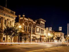 Downtown Greensburg, Indiana - E. Main Street by <b>jasondozier</b> ( a Panoramio image )