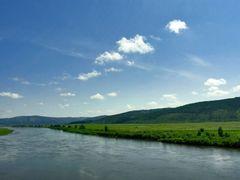 Широка река by <b>Tromenshleger</b> ( a Panoramio image )