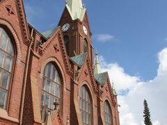 Domkirche Mikkeli by <b>rudolf dubs</b> ( a Panoramio image )
